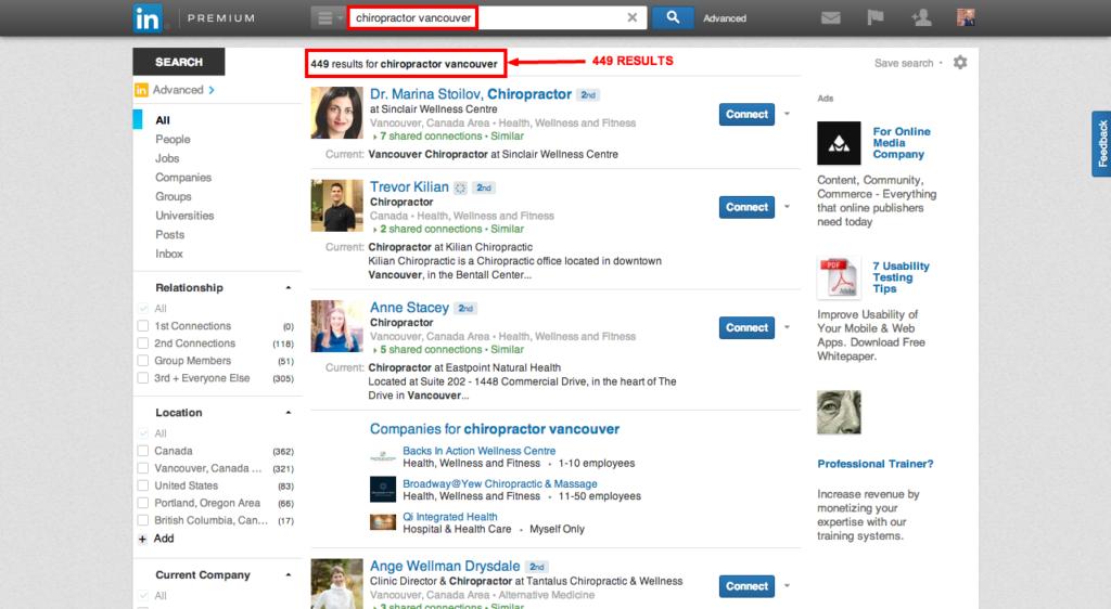 LIL-LinkedIn-Search
