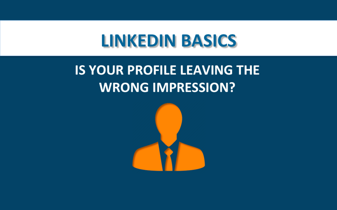 9 Ways Your LinkedIn Photo Is Leaving The Wrong First Impression