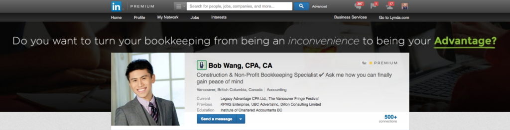 Bob-Wang-LinkedIn-Profile