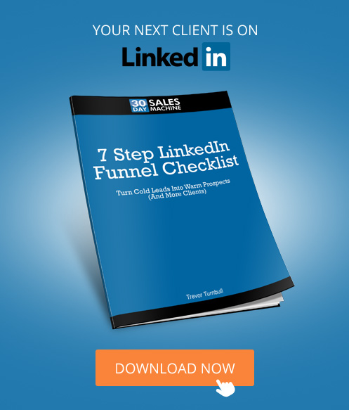 7 Step LinkedIn Funnel Checklist
