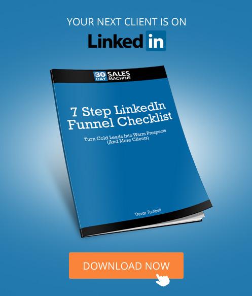 7 Step LinkedIn Funnel Checklist